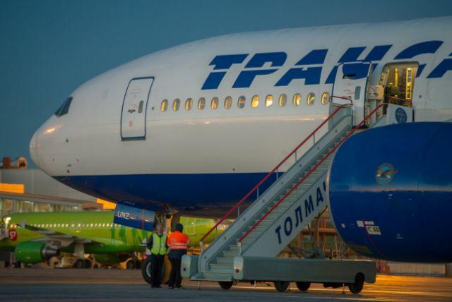 Пресс-служба аэропорта Толмачево  Deposit