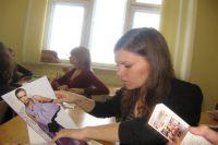 Когда-то Катя Лузянина, как и эта девушка, увлеклась модой. А теперь разрабатывает собственную марку одежды.
