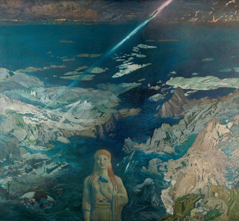 «Древний Ужас», 1908 год.