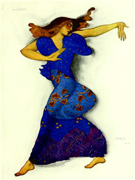 «Менаде», 1916 год.
