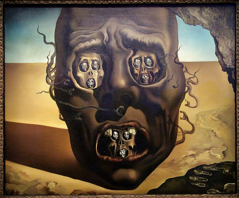 «Лицо войны», 1940