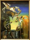 «Параноидальная женщина-лошадь», 1930