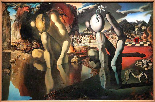 «Метаморфозы Нарцисса», 1937