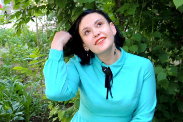 Ангелина Дорофеева.