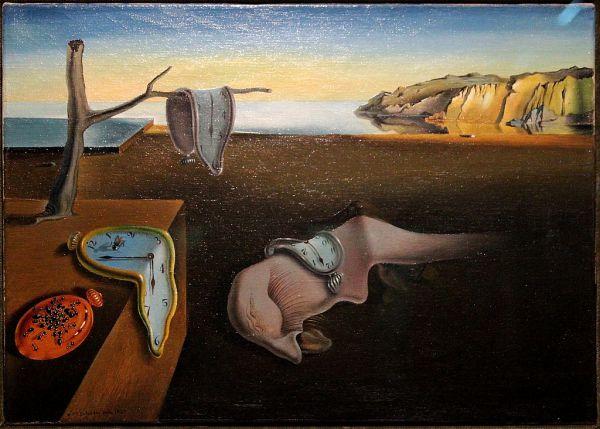 «Постоянство памяти», 1931