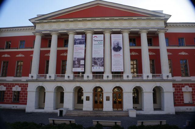 Встреча состоялась в Центральном Государственном музее современной истории России.