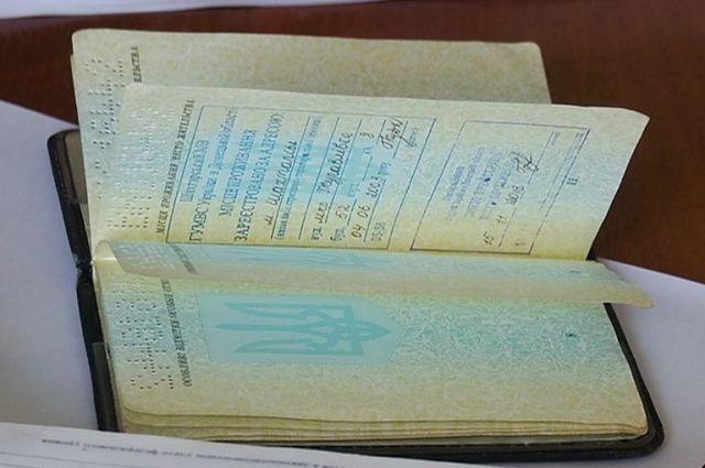 По найденному паспорту полицейские сразу поняли, кто замешан в преступлении