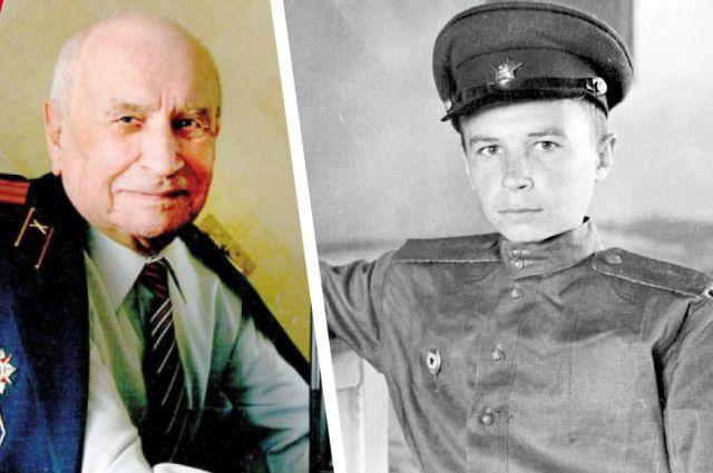 Наш земляк ушёл на фронт 17-летним мальчишкой. Уже в мирное время дослужился до подполковника.