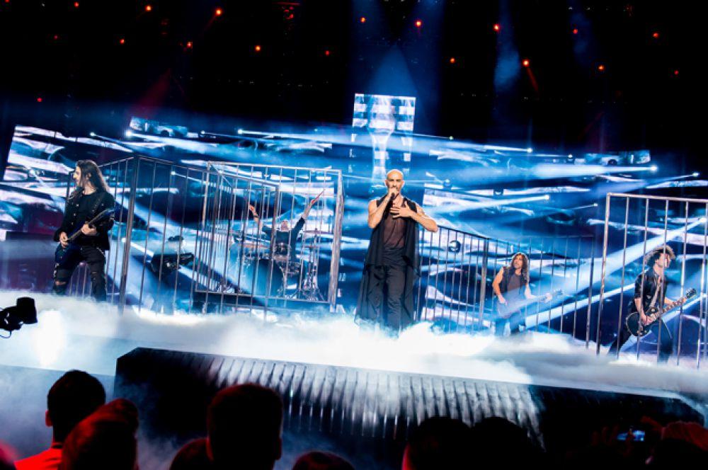Кипр. Рок-группа Minus One с песней «Alter Ego»