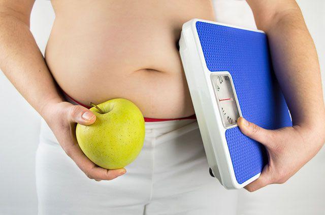как сбросить вес диета и тренировки