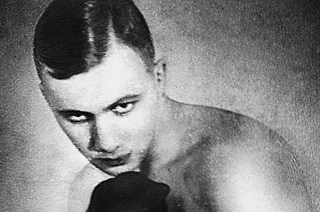 Когда началась война, Миклашевскому было 23 года. Умер он в 1990 г. Фото из личного архива Владимира Коновалова.