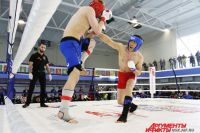 За титул боролись спортсмены со всей Сибири
