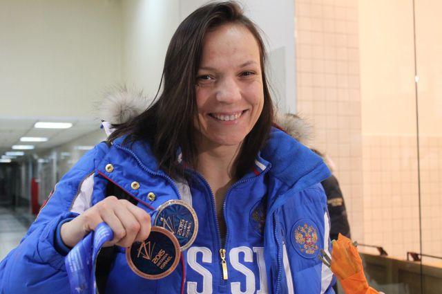 Новосибирская пловчиха Наталья Ловцова завоевала путёвку на Олимпиаду