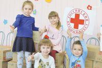 В рамках акции Волгоградского «Красного Креста» в регион пришли тонны печенья для многодетных семей.