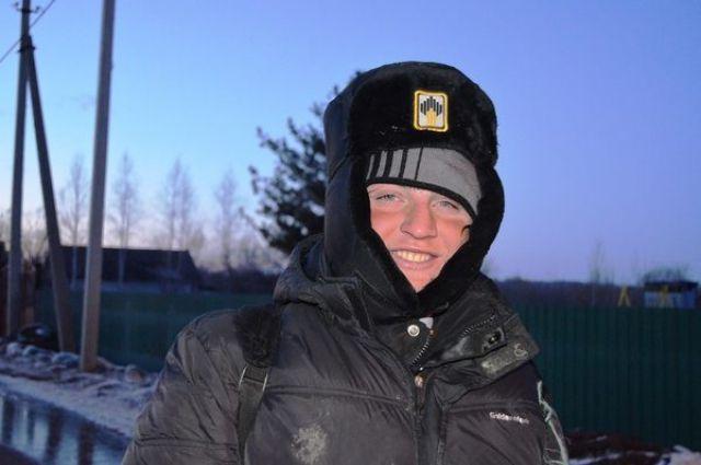 В последние дни путешественник был замечен на острове Русский.