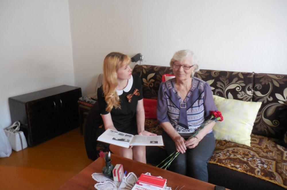 Людмила Бычкова трёхлетней девочкой оказалась в концлагере на оккупированной территории - в Карелии.