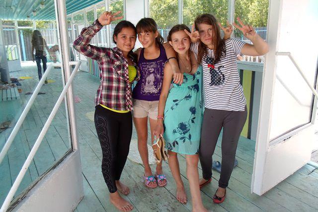 На лето дети поедут в лагерь