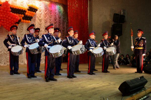 В подобном формате парад «детских войск» проходит впервые за семь лет.