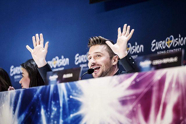 Сергей Лазарев представит Россию на Евровидении-2016.