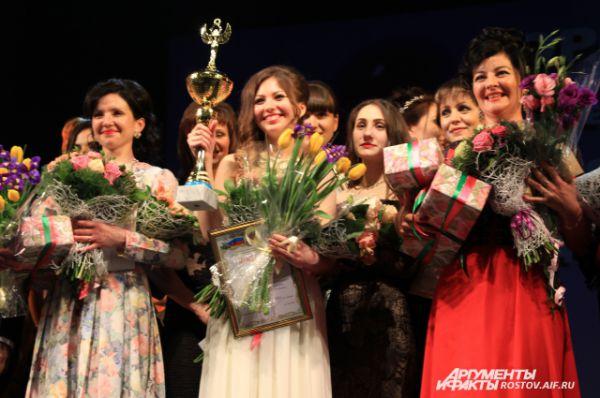 Победили в конкурсе девушки Советского района!