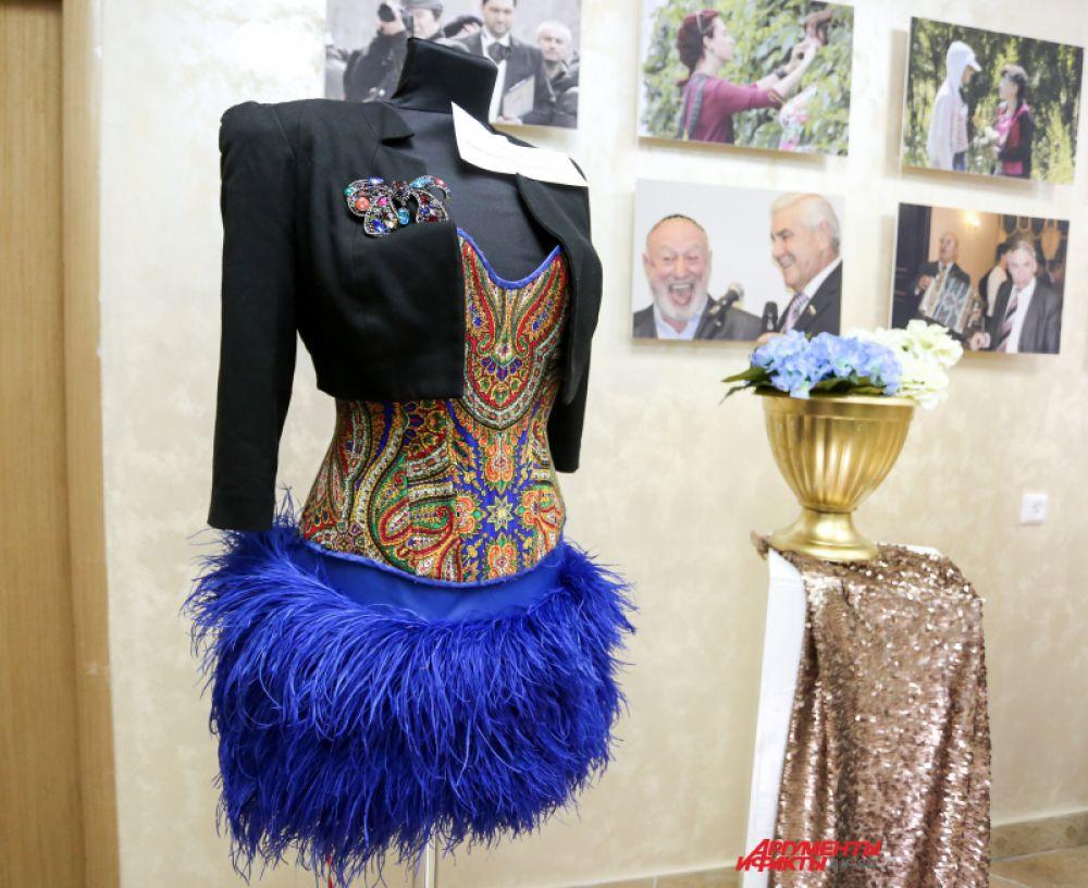Вот так одевается певица Вероника Кузнецова.