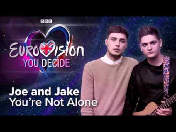 Joe & Jake (Великобритания)