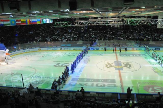 Новая ледовая арена в Новосибирске должна появиться к 2022 году