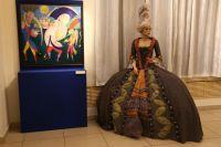 Работы Михаила Шемякина, представленные на выставке.
