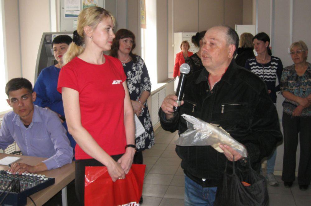 Владимир Николаевич 30 лет выписывает «АиФ», ценит издание за правдивость публикаций и достоверную информацию.