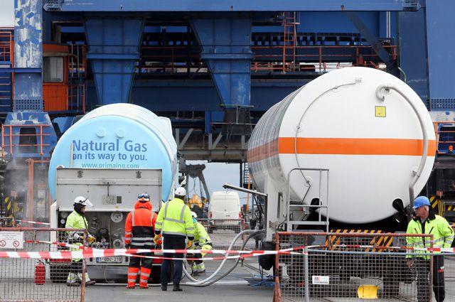 Дешёвый газ дороже политики. Европейцы готовы отказаться от топлива из США