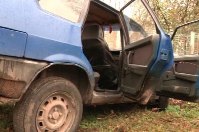 ВЯрославле задержаны угонщики авто