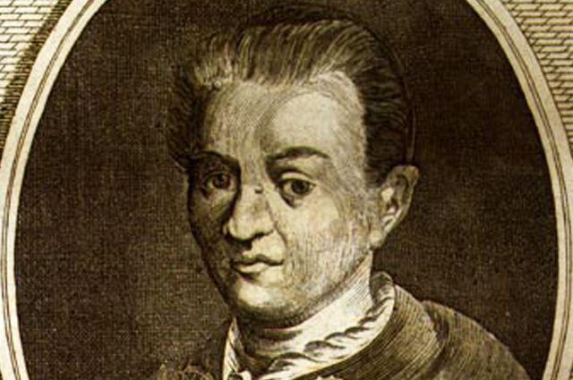 Сохранившийся портрет Лжедмитрия I.