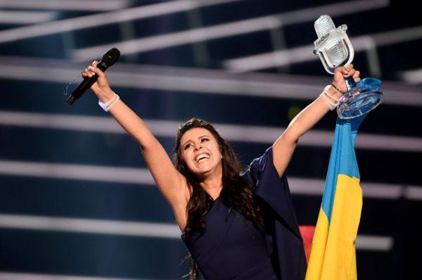 Первое место заняла украинка Джамала с песней «1944».