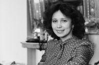 Солистка балета Большого театра, лауреат премии Ленинского комсомола Надежда Павлова. 1984 год.