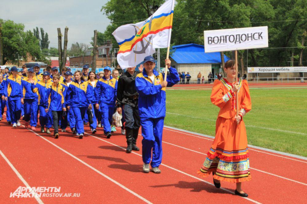 Фаворитом выхода в финал соревнований считаются хозяева: волгодонцы дважды побеждали  в Спартакиаде трудящихся региона.