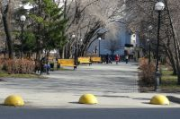 Мэр Омска поставил задачу создать парк к середине лета.