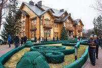Резиденция Виктора Януковича «Межигорье».