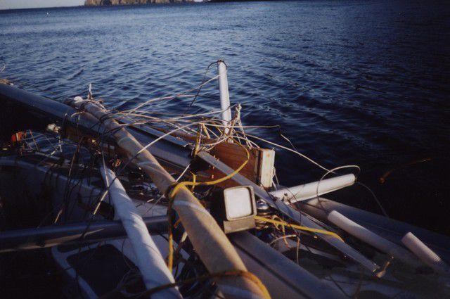 Член экипажа: корабль КНДР чуть нераздавил российскую яхту вЯпонском море