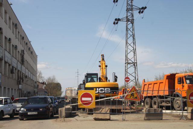 Подрядчики на ремонт пяти крупных городских магистралей определятся в начале июня.