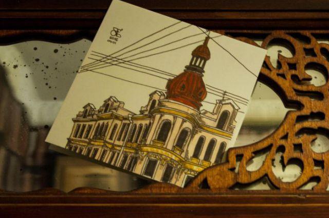 «Знай» - интерактивный гид по спальным районам Петербурга.