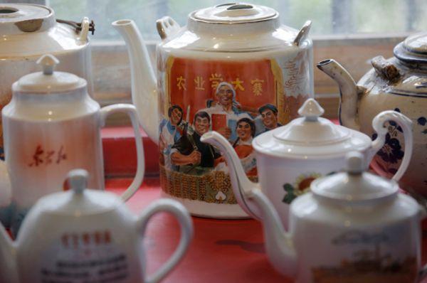 Чайная посуда, выпускавшаяся в 1960-70х годах.