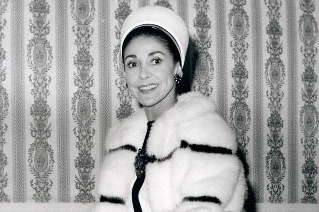 Марго Фонтейн. 1964 год.