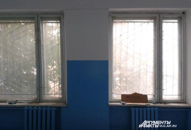 В реабилитационный центр хотели вывезти насильно.