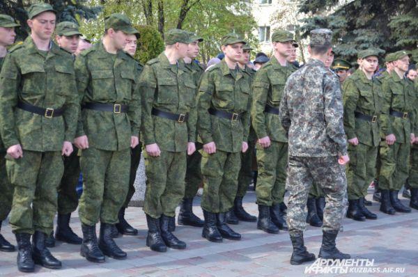 Чтобы попасть в Президентский полк, нужно пройти жёсткий отбор.