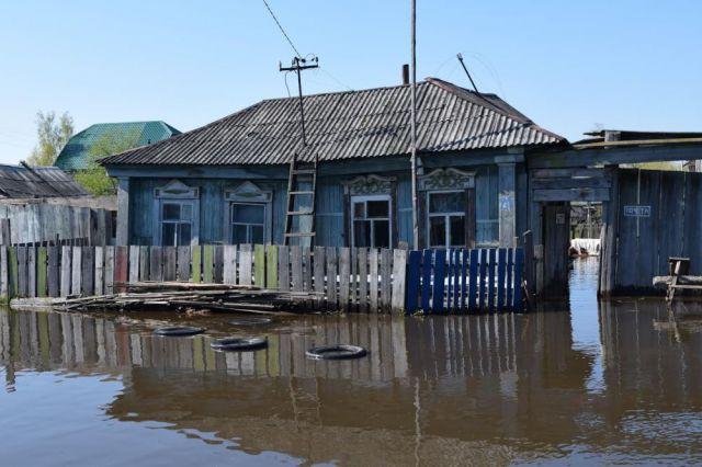 Пенсионерка проживает в частном доме в Кировском округе.