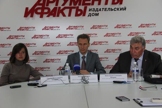 Оксана Тетерина. Антон Логашов и Константин Шаврин