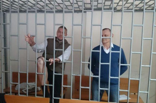 ВГрозном суд признал вину Карпюка иКлыха— Фейгин