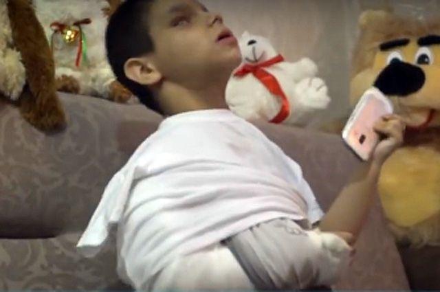 Пострадавший мальчик долечивается амбулаторно.