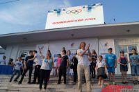 Проводить для хабаровчан «Олимпийские уроки» для Скобрева стало уже традицией.
