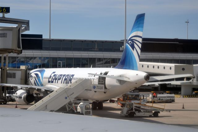 Стюардесса А320 размещала фото нафоне тонущего самолета